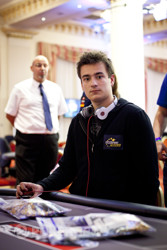 The Chip Leader - Flavien Guennan