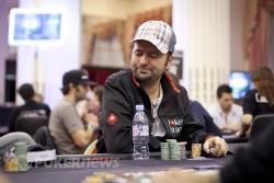 Daniel Negreanu Doubles Up