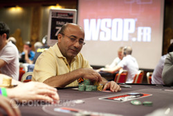 Freddy Deeb Eliminated in 15th Place