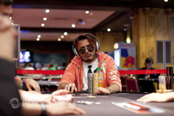 Alexander Salabaschew - New Chip Leader