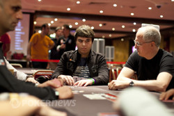 Allessandro Speranza Eliminated in 14th Place