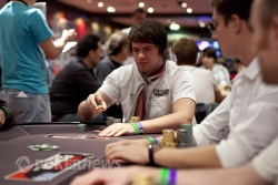 Marvin Rettenmaier Eliminated in 17th Place
