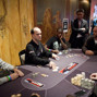 Hans Winzeler is the bubble boy of the first event of the WSOPE