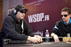 Phil Hellmuth is back in the game