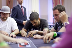 David Williams - The Chip Leader