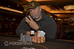 Champion Robert Castoire (Photo courtesy of the WSOP)