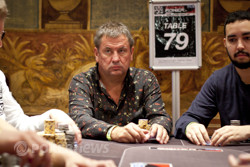 Alexander Dovzhenko Eliminated in 20th Place