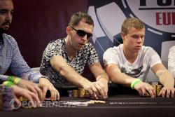 Konstantin Uspenskiy Eliminated in 6th place