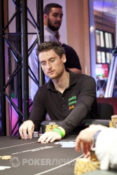 Eoghan O'Dea eliminated in 9th place