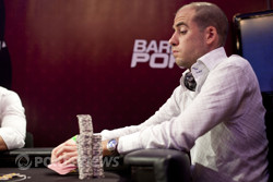 Michele Di Lauro eliminated in 2nd place