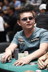 Freddy Torres - Day 1a Chip Leader