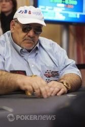 Roger Hairabedian - Chip Leader