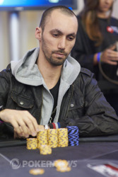 Dan Fleyshman Eliminated in 5th Place