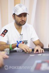 Daniel Negreanu - super short stack territory