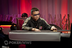 Johnny Chan does it for Team America