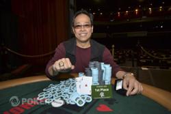 Bob Chow- WSOP-Circuit Hammond Main Event Champion ($393,584)