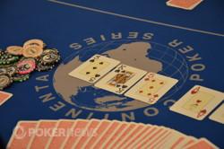 Continental Poker Serija