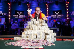 Pius Heinz: 2011 WSOP World Champion!