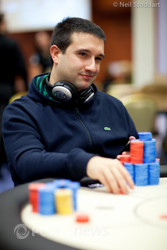 Florian Schleps doubles up
