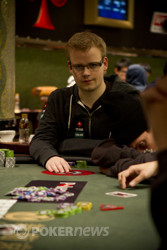 Team PokerStars Online's Mickey Petersen