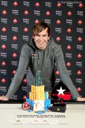 Martin Finger - EPT8 Prague Champion!