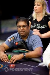 Victor Ramdin on Day 1a