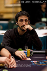 Alex Venovski - Day 1b chip leader.