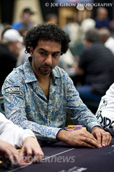 Faraz Jaka has well over 400,000 chips.
