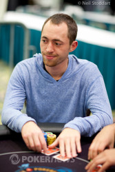 Mike Sowers loses two straight, but is still healthy.