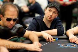 Chip Leader Nick Yunis