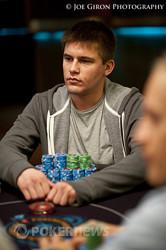 Byron Kaverman - 18th place