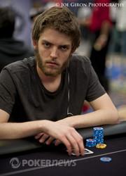 Michael Telker doubles.