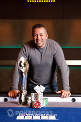John Dibella - 2012 PCA Main Event Champion