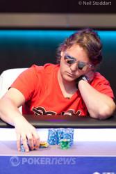 Nicolas Fierro - Eliminated