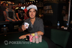 Brendon Rubie, Winner of the 2012 Aussie Millions Opening Event ($200,000 AUD)