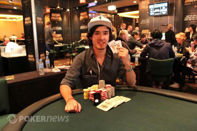Brendon Rubie wins the $1,000 Opening Event of the 2012 Crown's Aussie Millions Poker Championship for $200,000.