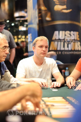 Mike Watson(5th place-$29,610 AUD)