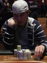 Michael Sanders 3rd Place