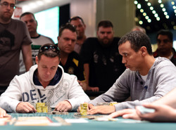 Patrick Healy and Phil Ivey