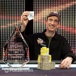 Erik Seidel won the $250K Challenge in 2011.
