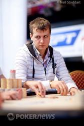 Sergey Baburin 9th Place.