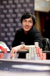 Vuong Than Trong en 3.ª posición