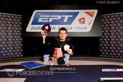 Champion Vadzim Kursevich