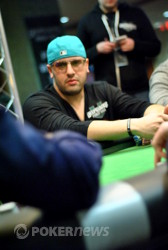 Chip Leader Michael Mizrachi