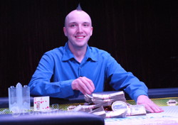 DeepStacks Poker Tour Western New York Poker Championship Winner William Vogel.