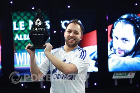 Champion Daniele Nestola