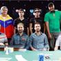 The LAPT São Paulo Grand Final final table players