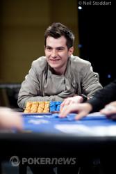 Andrei Stoenescu - 3.ª posición