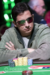 Day 1b chip leader Joao Lopes