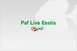 Järgmine Paf Live toimub 8. detsembril